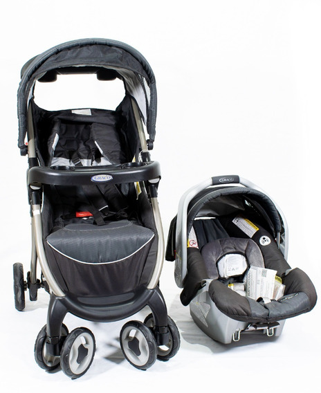 Coche Travel System Fastaction Graco 1940007