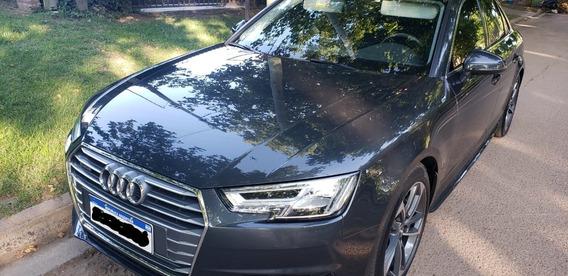 Audi A4 Quattro 2018