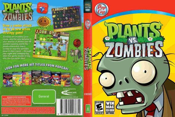 Plants Vs Zombie 1 E 2 Para Pc Completo!!