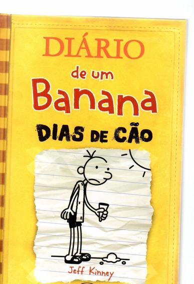 Diario De Um Banana - Dias De Cao - Bonellihq Cx295 E18