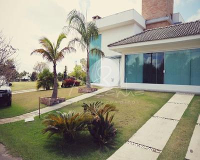 Casa A Venda Em Condomínio Fechado Em Cabreúva - Ca00420 - 4822489