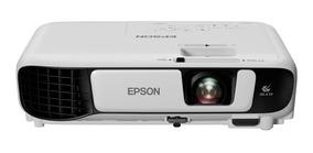Projetor Epson Powerlite S41+ 3.300 Lumens Hdmi/vga Envio 24
