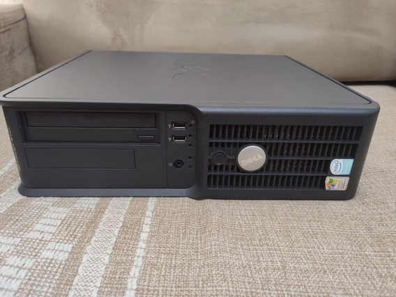 Cpu Dell Optiplex 210l - Hd80gb - 2gb - Usado