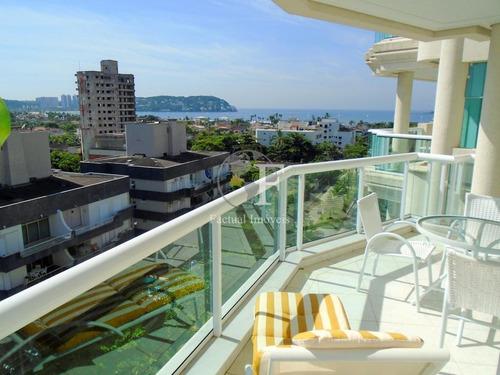 Apartamento Residencial À Venda, Enseada, Guarujá - Ap4209. - Ap4209