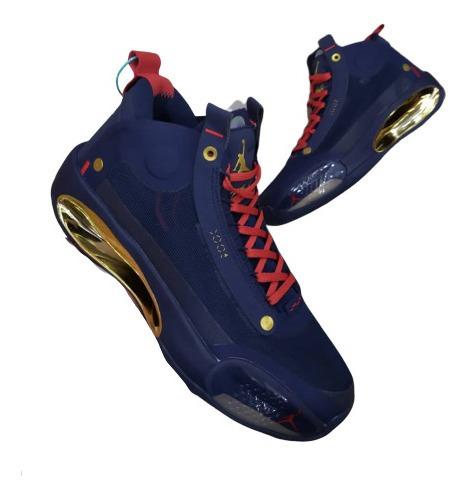 Botas Jordan 34 Caballero