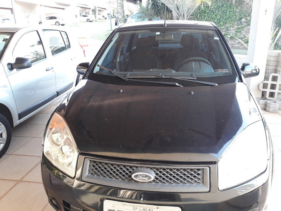 Ford Fiesta Sedan Completo: Ar, Direção, Vidros Eletricos,