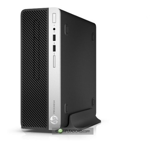 Computador Prodesk Hp 400 G5 5la24la#ac4 Sff I5-8500 - Win