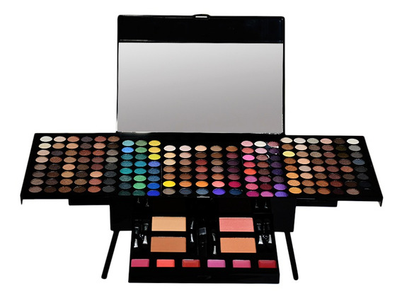 Kit De Maquillaje Makeover Jes 318