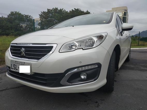 Peugeot 408 2016 - Top Linha. Belo Horizonte E Região