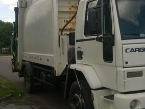3 Ford Cargo 1722 E Compactador De Lixo 15 M³ Ano 10/11