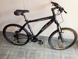 Linda Montain Bike Gallo Preta