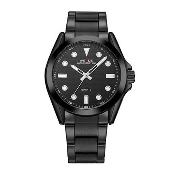 Relógio Masculino Weide Analógico Wh802 Preto
