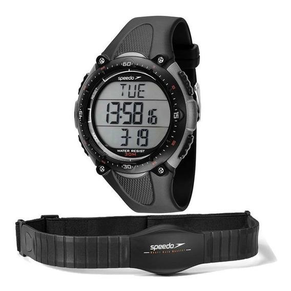 Relógio Masculino Speedo Monitor Cardíaco 80565g0epnp2 Nf