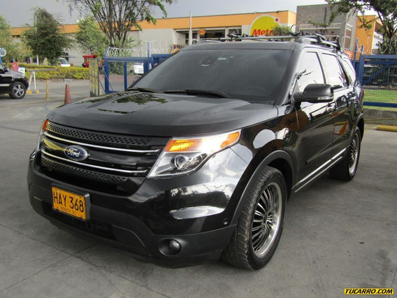 Ford Explorer Limited 4×4 Aut Full