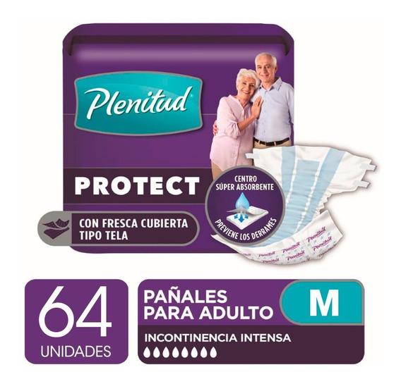 Plenitud Pañal Para Adultos Protect X 16 Pack X 4