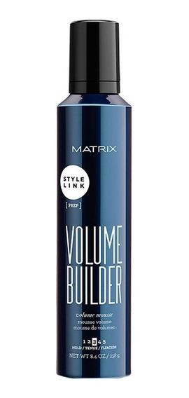 Mousse Volume Builder Brinda Volumen Cabello 247 Ml Matrix