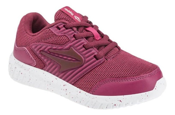 Zapatillas Topper Routine Kids Rosa - Corner Deportes