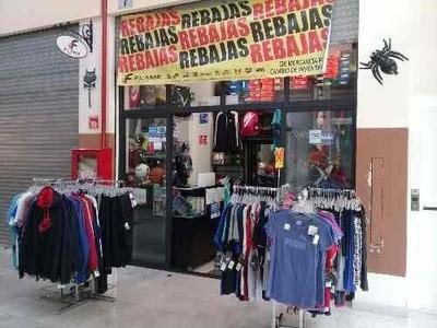 Traspaso De Local Comercial En El Centro