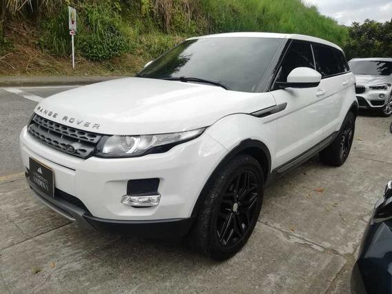 Land Rover Range Rover Evoque Pure Aut Sec 2.0 2015 360