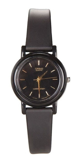 Reloj Mujer Casio Lq-139emv-1al Clásico Negro / Lhua Store