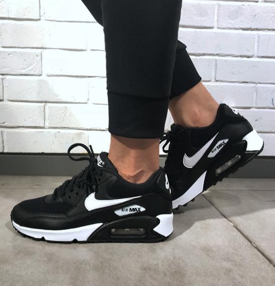 Nike Air Max 90 Mujer Rosa Urbanas Talle 34 Zapatillas en