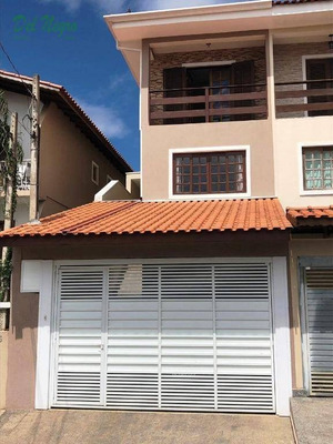 Casa Com 3 Dormitórios À Venda, 200 M² - Vila D