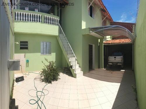 Vendo Excelente Casa 3/4 Com 2 Suítes, 02 Pavimentos, 247m², R$ 490.000,00 Financia. - J589 - 33512400