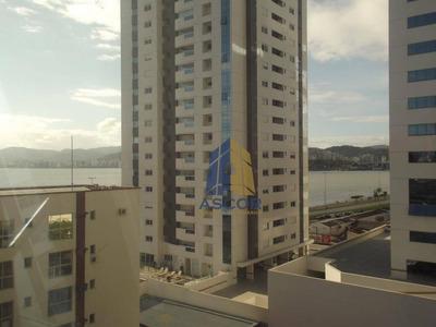 Sala Comercial À Venda, Balneário Do Estreito, Florianópolis. - Sa0218