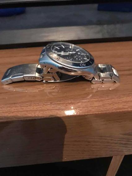 Relógio Fossil Retro Traveler Chronograph Fch2849/z