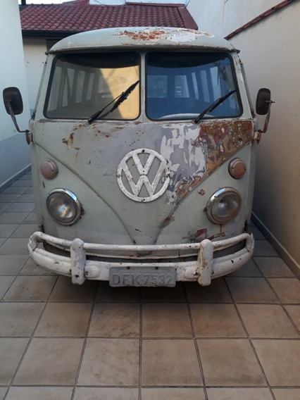 Volkswagen Kombi 1962