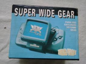 Sega Game Gear Super Wide Gear Original Frete Grátis