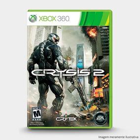 Crysis 2 - Original Xbox 360 Novo