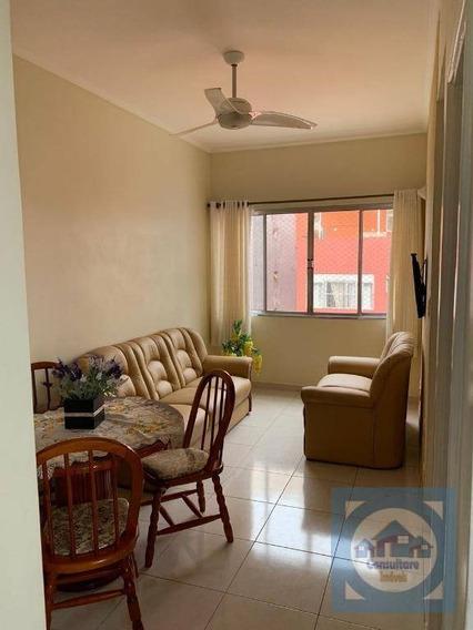 Apartamento À Venda, 94 M² Por R$ 265.000,00 - Itararé - São Vicente/sp - Ap4498