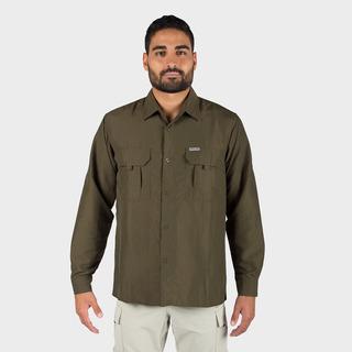 Camisa Montagne Botsuana Mangas Largas El Combatiente