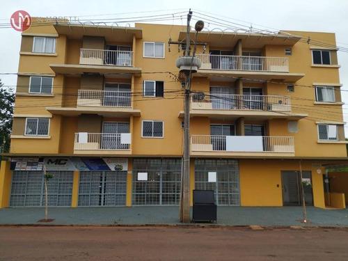 Imagem 1 de 6 de Sala Para Alugar, 59 M² Por R$ 600,00/mês - Alto Alegre - Cascavel/pr - Sa0089