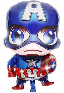 Globo Capitán América Grande Cumpleaños