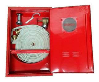Hidrante De Parede Completo 90x60x17cm Industrial Bombeiros