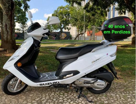 Suzuki Burgman 125 Raros 7300 Km