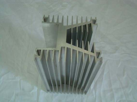 Dissipador De Calor Semikron Aluminio