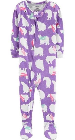 Carters Pijamas Bebés Nenas Oso Polar
