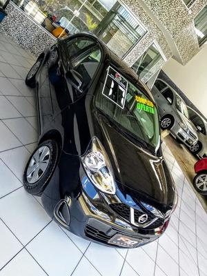 Nissan March Flex 1.0 12v Completo 2017