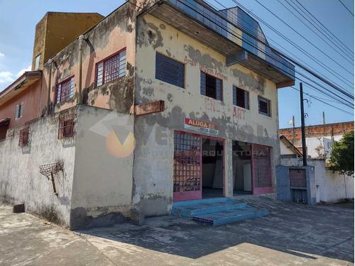 Imagem 1 de 6 de Ponto Para Alugar, 200 M² Por R$ 3.500,00/mês - Indaiá - Caraguatatuba/sp - Pt0021