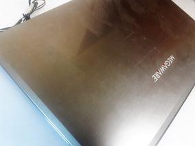 Carcaça De Notebook Megaware Meganote Kripton K Series
