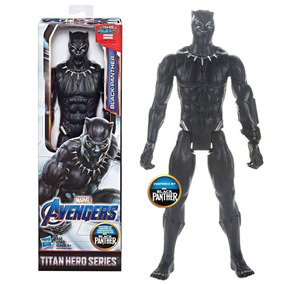 Pantera Negra - Marvel 30 Cm Hasbro - E5875 Ultimato