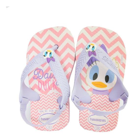 Ojotas Havaianas Baby New Disney Classic Deisy