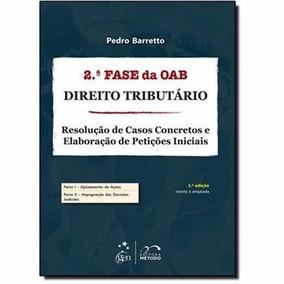 Direito Tributário/resolução De Casos Concretos Pedro Barret