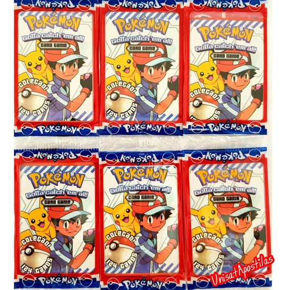 Kit 200 Cartinhas Promoção =50pctes Cards Barato Bater Bafo