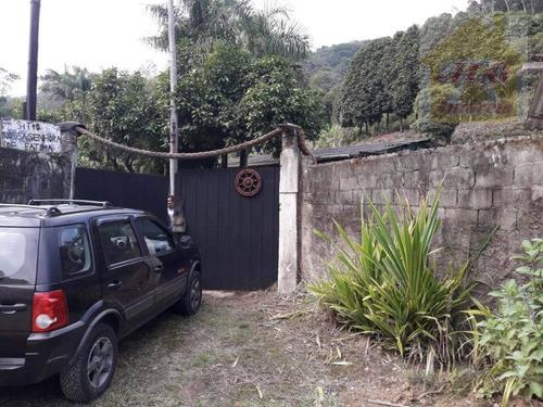 Chácara À Venda, 2400 M² Por R$ 180.000,00 - Bela Vista - Itariri/sp - Ch0024
