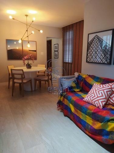 Imagem 1 de 22 de Apartamento Para Venda Na  Barra  Salvador, 2/4   Uma Suíte, 1 Vaga, 98 M², Mobiliado E Decorado - Set36 - 70086533