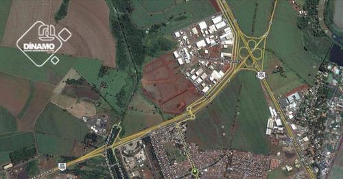 Área À Venda, 150.000 M² Ribeirão Preto/sp - Ar0013